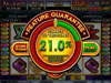 Mighty Slots featuring the Video Slots Aztec's Treasure Feature Guarantee with a maximum payout of 50,000X