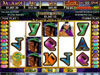 Las Vegas USA featuring the Video Slots Aztec's Treasure Feature Guarantee with a maximum payout of $250,000