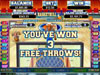 Mighty Slots featuring the Video Slots Basketbull with a maximum payout of 10,000X