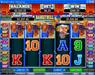 Uptown Aces featuring the Video Slots Basketbull with a maximum payout of 10,000X