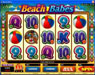 Blackjack Ballroom featuring the Video Slots Beach Babes with a maximum payout of 25,000x