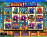 Casino Classic featuring the Video Slots Beach Babes with a maximum payout of $150,000