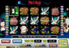 Liberty Slots featuring the Video Slots Black Magic with a maximum payout of $60,000