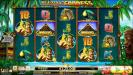 Slots Cafe featuring the Video Slots Blazing Goddess with a maximum payout of $4,000
