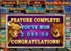Wild Vegas featuring the Video Slots Bulls and Bears with a maximum payout of $250,000