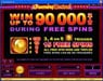 Wintingo featuring the Video Slots Burning Desire with a maximum payout of $900,000