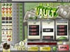 Winbig21 featuring the Video Slots Bust-A-Vault with a maximum payout of