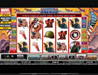 Sin Spins featuring the Video Slots Captain America with a maximum payout of 12,5000x