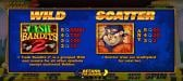 Club USA Casino featuring the Video Slots Cash Bandits 2 with a maximum payout of $12,500