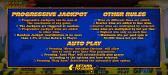 Slots of Vegas featuring the Video Slots Cash Bandits 2 with a maximum payout of $12,500