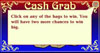 Miami Club featuring the Video Slots Cash Grab with a maximum payout of 24,000x