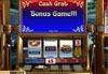 Liberty Slots featuring the Video Slots Cash Grab with a maximum payout of 24,000x