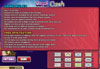 Liberty Slots featuring the Video Slots Coral Cash with a maximum payout of 80,000x