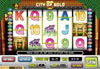 Lincoln featuring the Video Slots Coty of Gold with a maximum payout of $60,000