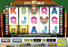 Liberty Slots featuring the Video Slots Coty of Gold with a maximum payout of 6,000x
