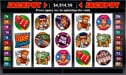 Vegas Casino Online featuring the Video Slots Crazy Vegas with a maximum payout of $250,000