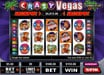 Slots of Vegas featuring the Video Slots Crazy Vegas with a maximum payout of $250,000