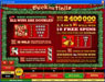 La Vida featuring the Video Slots Deck the Halls with a maximum payout of $1,200,000