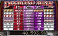Slots Inferno featuring the Video Slots Diamond Mine with a maximum payout of $37,500