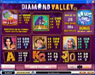 Joyland Casino featuring the Video Slots Diamond Valley Pro with a maximum payout of $200,000