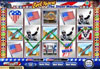 Liberty Slots featuring the Video Slots Evil Knievel with a maximum payout of $100,000