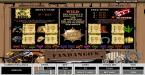 Black Diamond featuring the video-Slots Fandango's 15 Lines with a maximum payout of $50,000