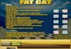 Lincoln featuring the Video Slots Fat Cat with a maximum payout of $50,000