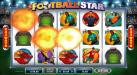 Bonanza featuring the Video Slots Football Star with a maximum payout of $105,000