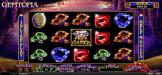 Slotter featuring the Video Slots Gemtopia with a maximum payout of $250,000