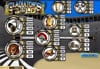 Lincoln featuring the Video Slots Gladiator's Gold with a maximum payout of 10,000x