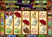 Las Vegas USA featuring the video-Slots Glitz & Glamour with a maximum payout of 50,000