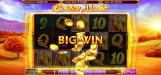 Lucky Dino featuring the Video Slots Golden Mane with a maximum payout of $15,000