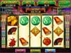 Slots of Vegas featuring the video-Slots Happy Golden Ox of Happienes with a maximum payout of Jackpot