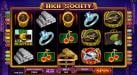 Wintingo featuring the Video Slots High Society with a maximum payout of $6,000