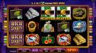 Noxwin featuring the Video Slots High Society with a maximum payout of $6,000