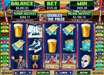 Saturn featuring the video-Slots Hokey Hero with a maximum payout of 50,000