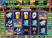 Slots Plus featuring the Video Slots Hockey Hero with a maximum payout of $250,000