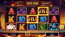 Casino Action featuring the Video Slots Hot as Hades with a maximum payout of $500,000