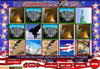 Miami Club featuring the Video Slots Independence Day with a maximum payout of 100,000x