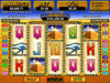 Las Vegas USA featuring the Video Slots Jackpot Cleopatra's Gold with a maximum payout of $12,500