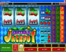 Dasistcasino featuring the Video Slots Jester's Jackpot with a maximum payout of $36,000