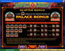 Casino-X featuring the Video Slots Jewels of the Orient with a maximum payout of $62,500
