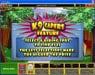 Quatro featuring the Video Slots K9 Capers with a maximum payout of $20,000