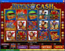 Vegas Joker featuring the video-Slots Kings of Cash with a maximum payout of 25,000x