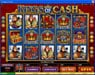 Players Palace featuring the Video Slots Kings of Cash with a maximum payout of $500,000