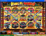 Jackpot City featuring the Video Slots Kung Fu Monkey with a maximum payout of 25,000.