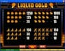Strike it Lucky featuring the Video Slots Liquid Gold with a maximum payout of $500,000