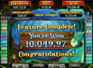 Mighty Slots featuring the Video Slots Loch Ness Loot with a maximum payout of $250,000