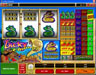 Lucky Dino featuring the Video Slots Lucky Charmer with a maximum payout of $15,000