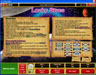 Vegas Winner featuring the Video Slots Lucky Stars with a maximum payout of $100,000